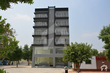 1st floor office front side or Eiffel Tower For Sale in SQ 14 Eiffel Bahria Town