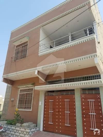 ڈائمنڈ سٹی گلشنِ معمار گداپ ٹاؤن کراچی میں 4 کمروں کا 3 مرلہ مکان 75 لاکھ میں برائے فروخت۔