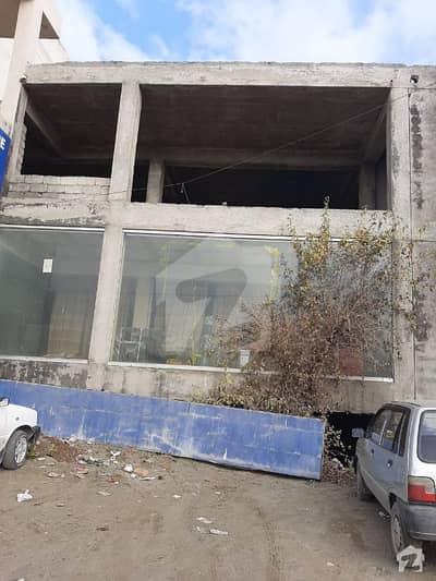 گولڑہ روڈ اسلام آباد میں 14 مرلہ عمارت 20 کروڑ میں برائے فروخت۔