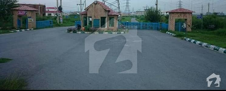 10 Marla Plot For Sale In Sector C