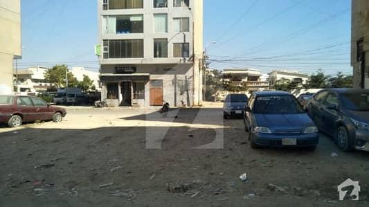 200 Yards Plot For Sale Bukhari Commercial Lane 13