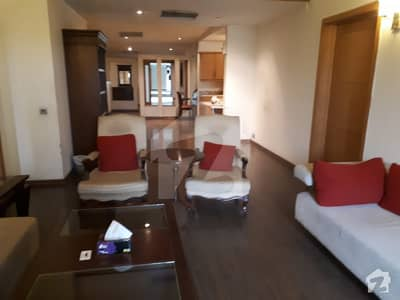 Fully Furnished 10 Marla 3 Bed Apartment For Sale In Park Lane Tower