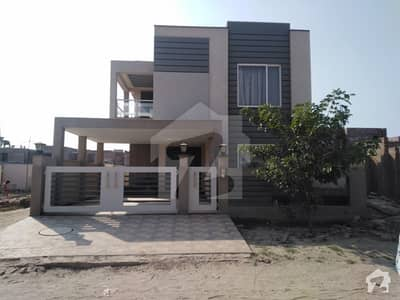 Double Storey Villa # F-123 Is Available For Sale In DHA Villas Block C Multan