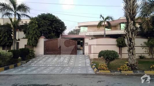 2 Kanal House For Sale In D Block Of Valencia Housing Society Lahore