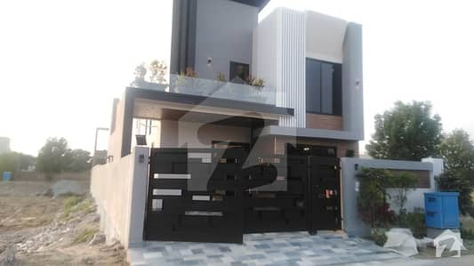 10 Marla Double Storey House For Sale In Lake City Sector M 2A