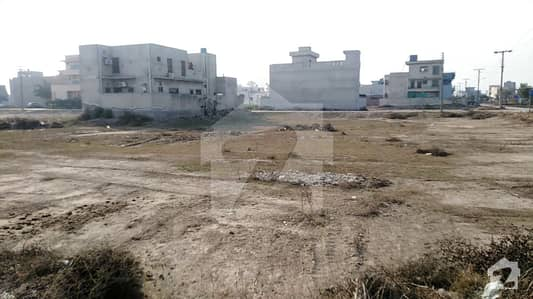1 Kanal Semi Commercial Plot For Sale In B Block Of Jubilee Town Lahore