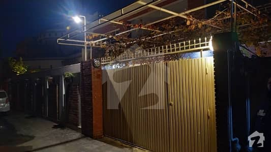 22 Marla 3 Beds Fully Furnished House For Rent In Farid Town Road Sahiwal