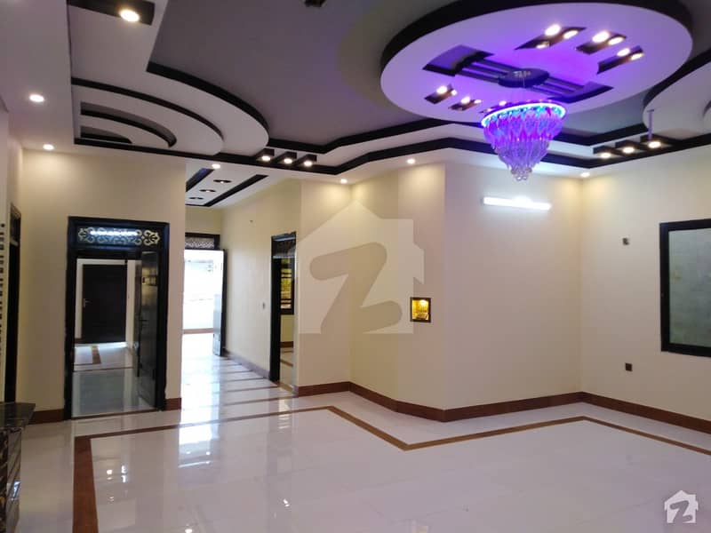 Out Class Amazing Locality Brand Newly 400 Sq Yard Double Storey House It Is An Block 3
