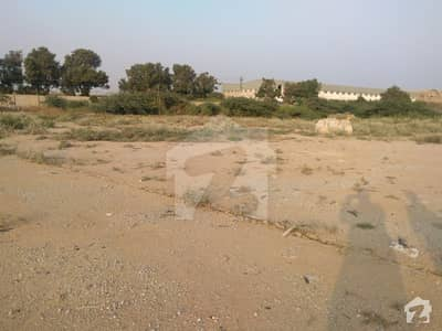 Commercial Land At National Highway N5 Manzil Pump Karachi