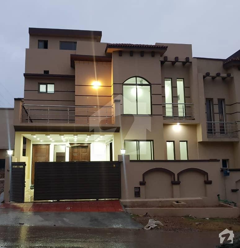 Bahria Town Rawalpindi: 7 Marla Brand New House For Sale Bahria Town Phase 8