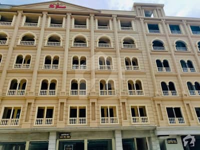بحریہ ٹاؤن فیز 3 بحریہ ٹاؤن راولپنڈی راولپنڈی میں 2 کمروں کا 4 مرلہ فلیٹ 80 لاکھ میں برائے فروخت۔