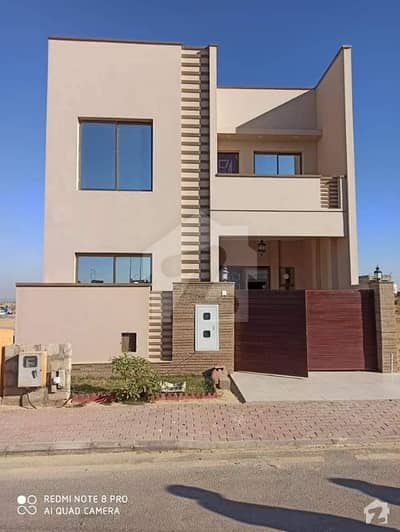 125 Sq Yd Villa For Sale In Bahria Town Karachi
