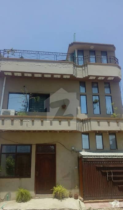 2.5 Marla  Double Storey House Is Available For Sale At Koral Chowk Islamabad