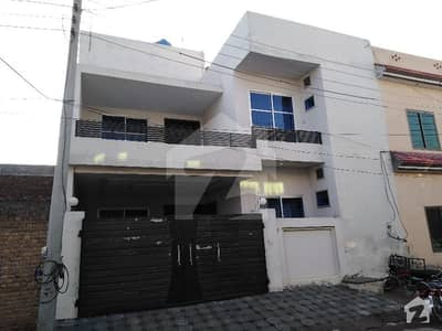 5 Marla Double Storey House Is Available For Sale In Hamza Garden Sargodha To Bhalwal Road Sargodha