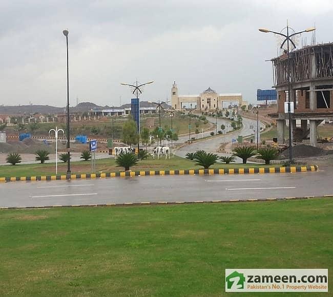 Islamabad Roads: 1 Kanal Plot For Sale On Prince Road Bani Gala Islamabad