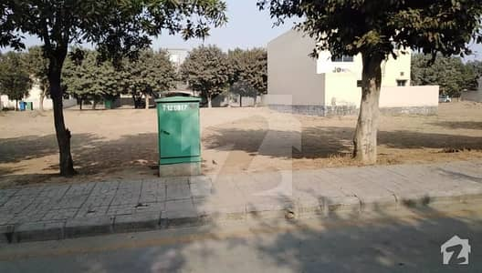 IMC Estate Offering 10 Marla Plot For Sale Beautiful Location In Janiper Block Bahria Town Lahore