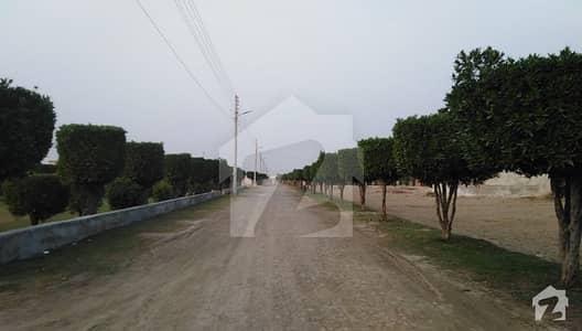 الحرم گارڈن لاہور میں 3 مرلہ رہائشی پلاٹ 6.75 لاکھ میں برائے فروخت۔