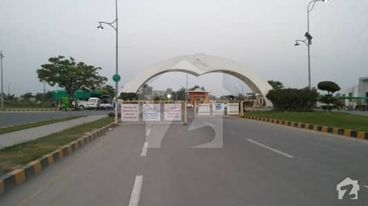 3 Marla Plot For Sale In C Block Of Central Park Lahore