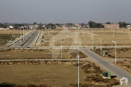All Dues Clear Plot No 980 Is Available For Sale N Block Near Park