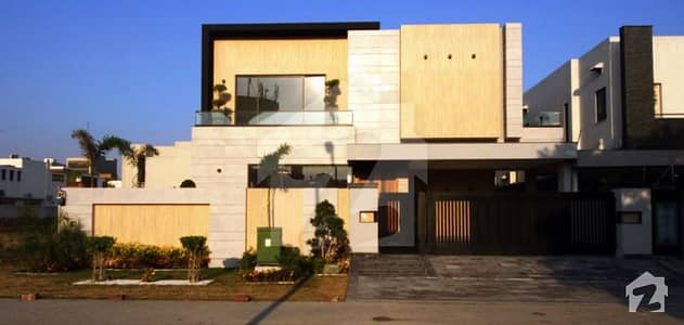 1 Kanal House For Sale In C Bock Of DHA Phase 6 Lahore