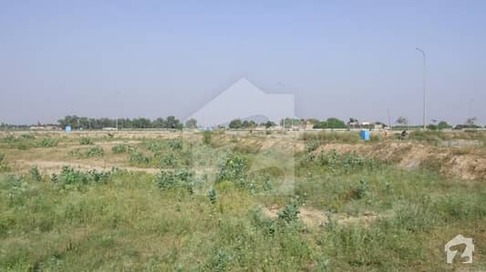 1 Kanal Plot For Sale In DHA  Phase 8 Lahore