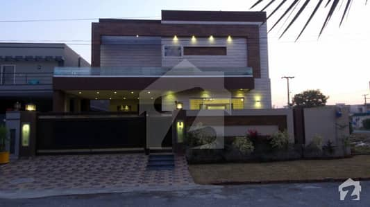 1 Kanal Brand New House For Sale In E Block Of State Life Phase 1 Lahore