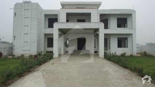 2 Kanal Farm House For Sale In Moza Hair Bedian Road Lahore