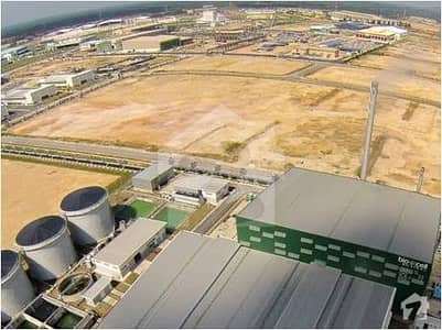 5 Acres Open Plot For Chemical Industry In Eastern Industrial Zone Of Port Qasim Authority