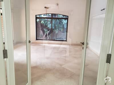 2 Kanal House  & Silent Office  For Rent with 3 Servant Quarter Gulberg