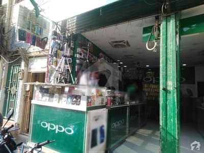 Double Shutter Shop Is Available For Sale In Cantt Hyderabad Sindh