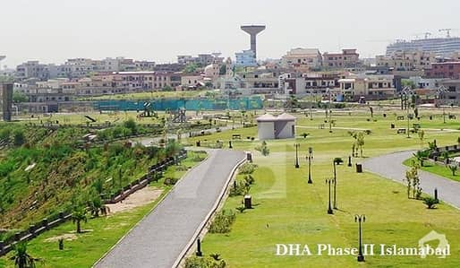 11 Marla Plot for Sale Lane 2 Sector F DHA Phase 2 Islamabad