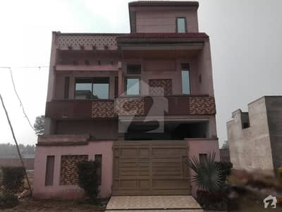 ایس جی گارڈن بیدیاں روڈ لاہور میں 3 کمروں کا 5 مرلہ مکان 75 لاکھ میں برائے فروخت۔