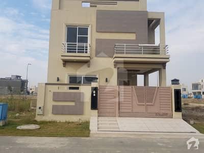 ڈی ایچ اے 9 ٹاؤن ۔ بلاک اے ڈی ایچ اے 9 ٹاؤن ڈیفنس (ڈی ایچ اے) لاہور میں 3 کمروں کا 5 مرلہ مکان 1.25 کروڑ میں برائے فروخت۔