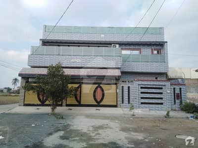 10 Marla Triple Storey House Available For Sale