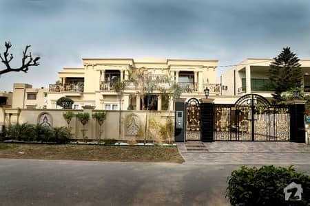 2 Kanal Brand New Fully Furnished Spanish Royal Place Modern Luxury Bungalow For Sale In Dha Phase 3