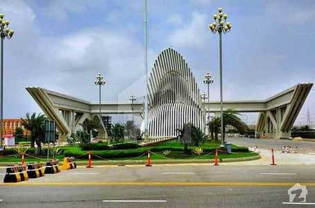500 Sq Yd Golf City Plot At Precious Location Of Bahria Town Karachi