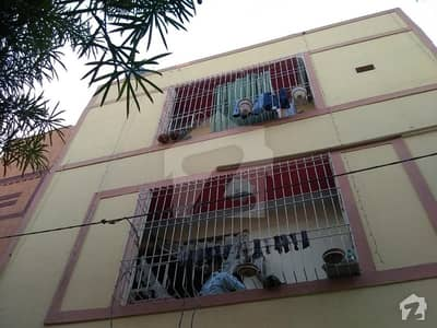 80 Sq Yards Ground + 2 Floor House For Sale