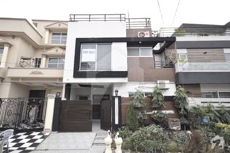 Brand New 5 Marla House Available For Sale In State Life Housing Society