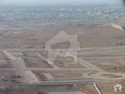 Rawalpindi Bahria Town Phase 8 Block K Ten Marla Plot File For Sale