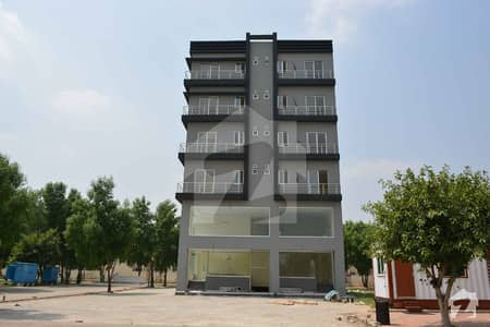 Facing Eiffel Tower Commercial Shop for Sale in Bahria Town Lahore