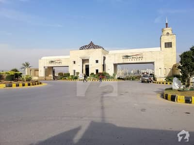 Plot For Sale In Sector C st 16E kanal  Bahria Enclave Islamabad
