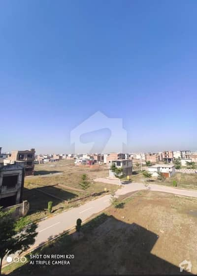 5 Marla Residential Plots For Sale Phase 4 C2 Ghauri Town