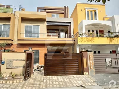 10 Marla Brand New Luxury Bungalow at Hot Location near To Main Road