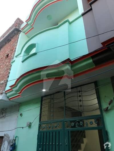 Mian Farooq Estate Offers 2 Marla Single Storey House For Sale