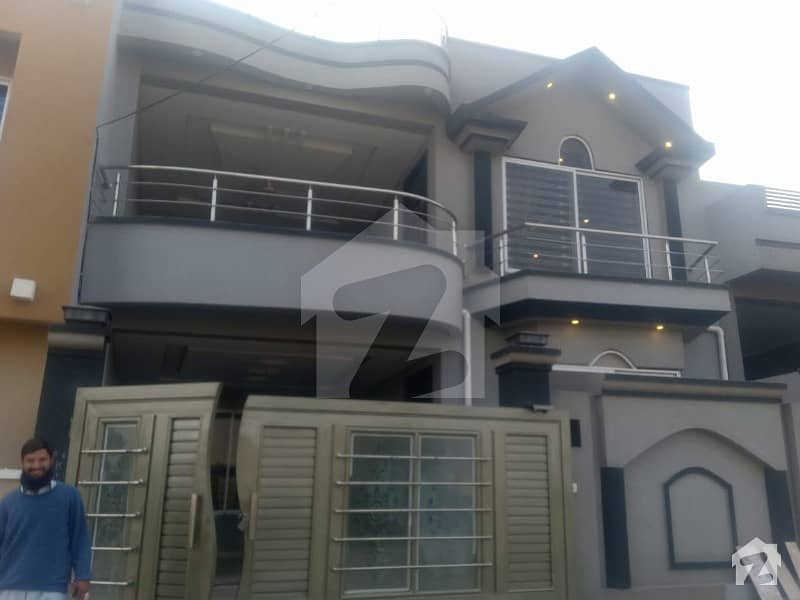 House Is Available For Sale In Soan Garden Islamabad