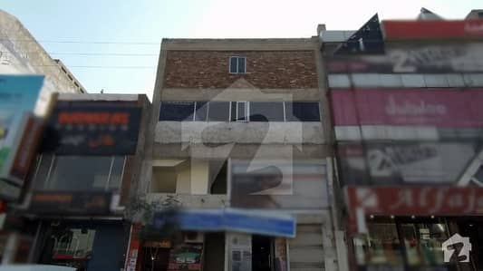 Commercial Plaza Available For Rent On Main Road Of Cavalry Ground