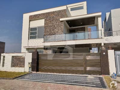 10 Marla House For Sale In F1 Phase 8 Bahria Town