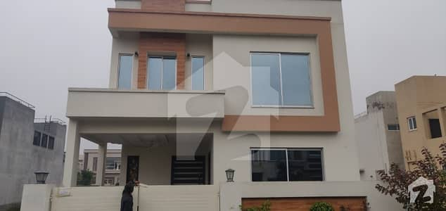 Estate Lines Offer 7 Marla Brand New House In Dha Phase 6 Block D