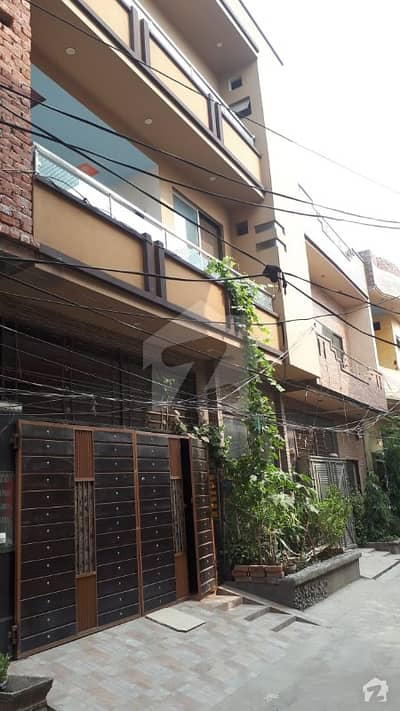 5 Marla 25 Storey New House For Sale In Marghzar Officers Colony Lahore