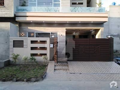 5 Marla Brand New House For Sale In E Block Of Canal Garden Lahore